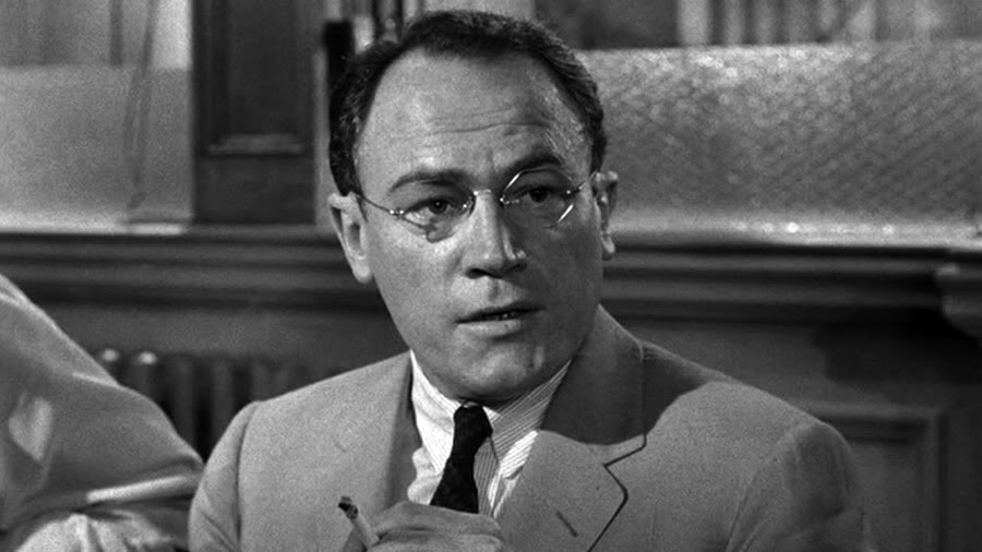 Cultural values of 12 angry men