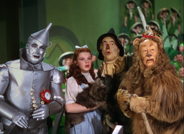 Wizard of Oz C