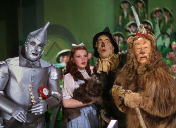 Wizard of Oz C